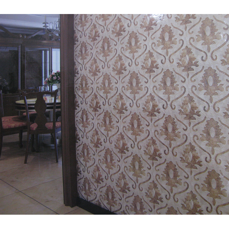 Kasai 1 Capiz Shell Tile Home Wall installation